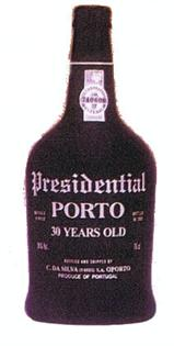 Presidential Porto Tawny 30 Year 750ml